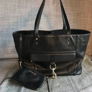 Rebecca Minkoff Large Leather Bowery Tote